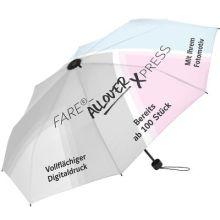 Mini topless umbrella FARE-Allover Xpress