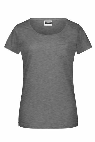 Ladies-T Pocket (L)