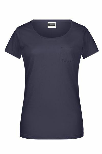 Ladies-T Pocket (L)
