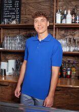 Mens Workwear Polo Shirt Basic (S)