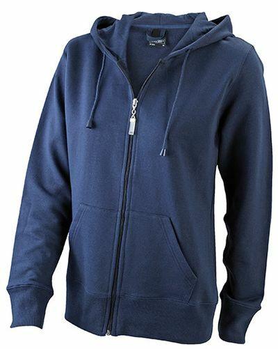 Ladies Hooded Jacket (S)