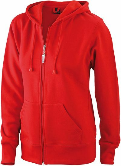 Ladies Hooded Jacket (XL)