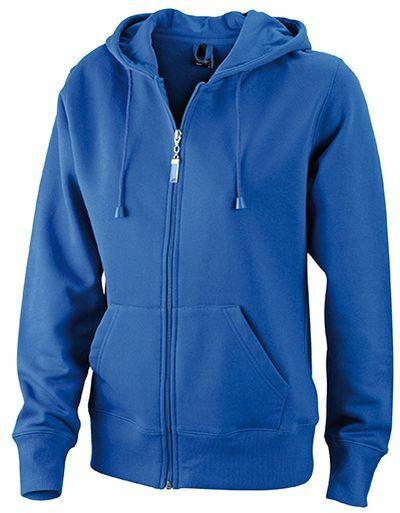 Ladies Hooded Jacket (L)