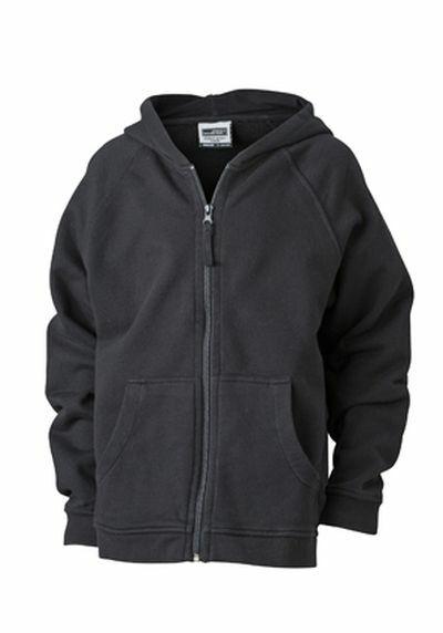 Hooded Jacket Junior (S)