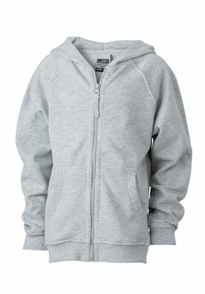 Hooded Jacket Junior (XXL)