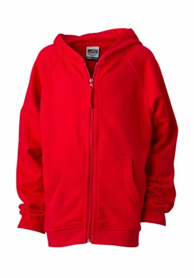 Hooded Jacket Junior (L)