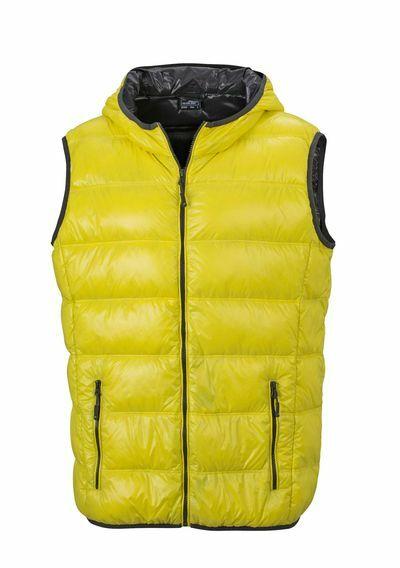 Mens Down Vest (XL)