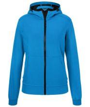 Ladies Hooded Softshell Jacket (XL)