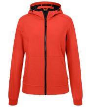 Ladies Hooded Softshell Jacket (S)