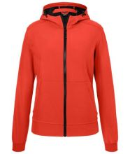 Ladies Hooded Softshell Jacket (XXL)