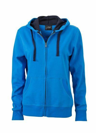 Ladies Hooded Jacket (XXL)