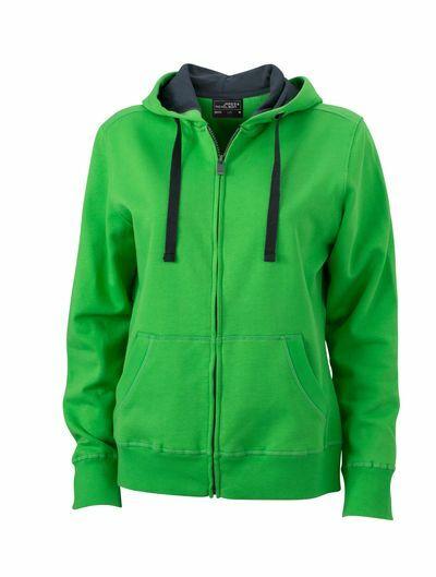 Ladies Hooded Jacket (M)