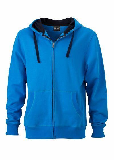 Mens Hooded Jacket (L)