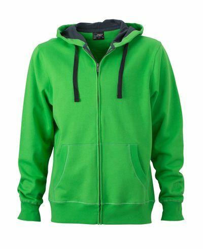 Mens Hooded Jacket (3XL)