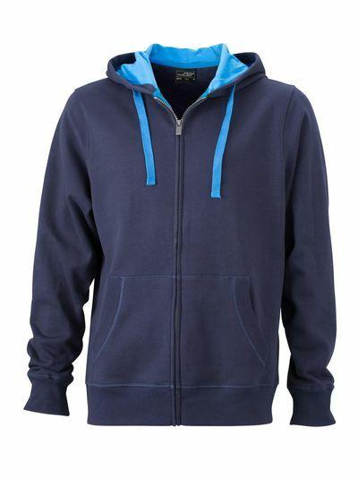 Mens Hooded Jacket (S)