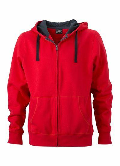 Mens Hooded Jacket (XL)