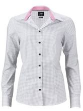 Ladies Shirt Dots (M)