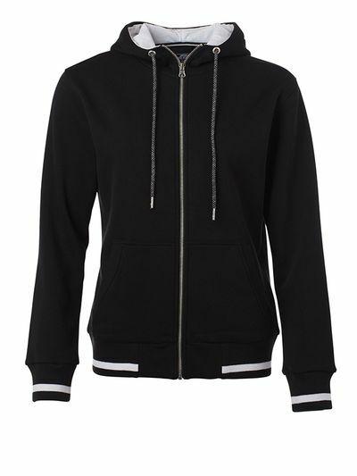 Ladies Club Sweat Jacket (L)
