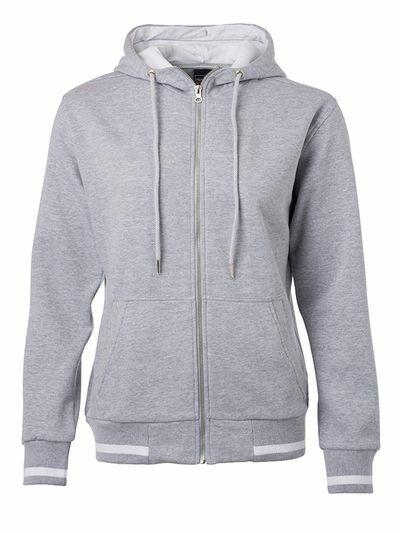 Ladies Club Sweat Jacket (S)