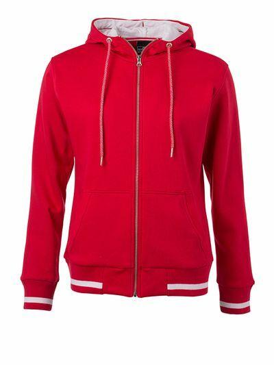 Ladies Club Sweat Jacket (XL)