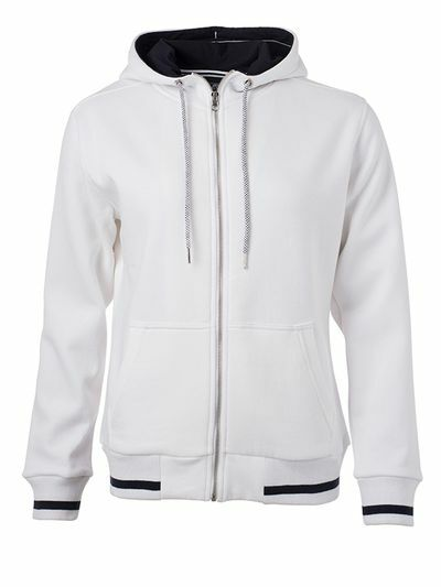 Ladies Club Sweat Jacket (M)