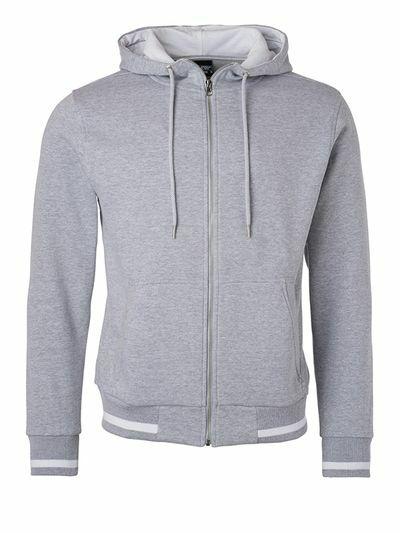 Mens Club Sweat Jacket (XXL)