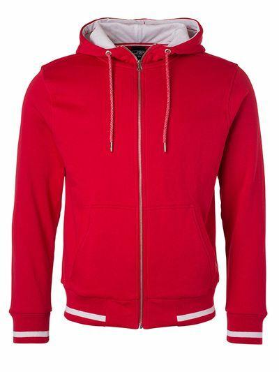 Mens Club Sweat Jacket (3XL)