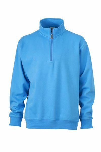 Workwear Half Zip Sweat (XL)