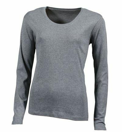 Ladies Shirt Longsleeved (XL)