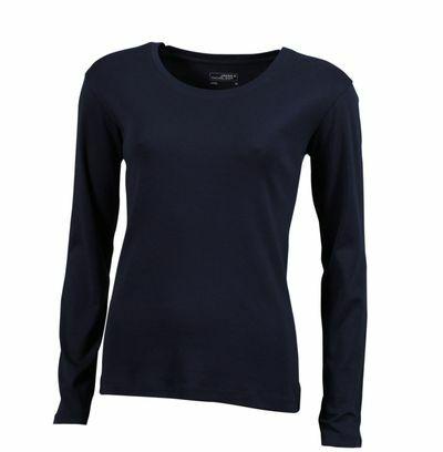 Ladies Shirt Longsleeved (XXL)