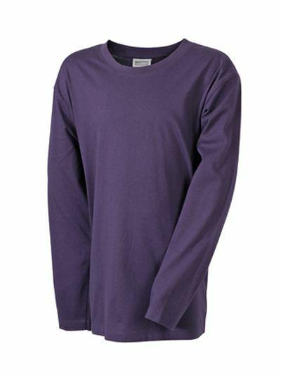 Junior Shirt Longsl Medium (XL)
