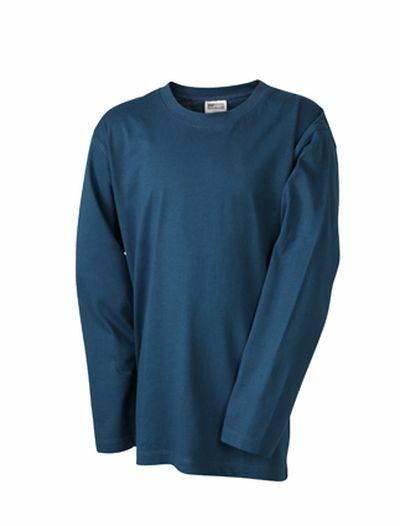 Junior Shirt Longsl Medium (S)