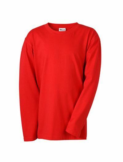 Junior Shirt Longsl Medium (L)
