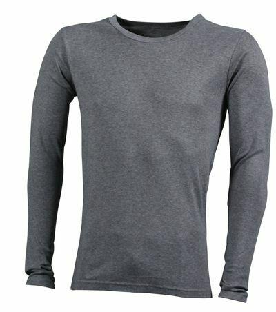 Mens Shirt Longsleeved (XXL)