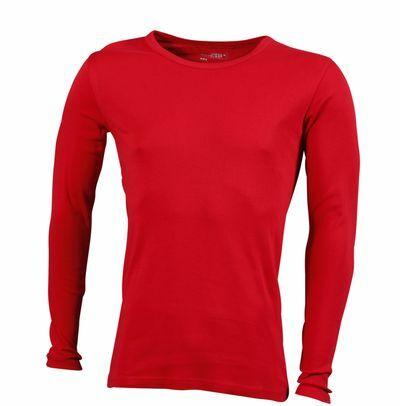 Mens Shirt Longsleeved (L)