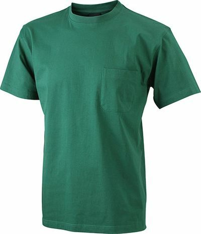 Mens Round-T Pocket (XL)