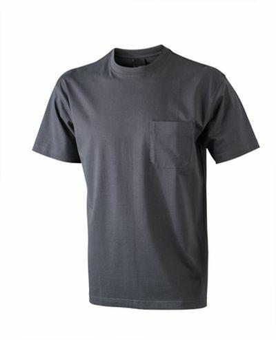 Mens Round-T Pocket (S)