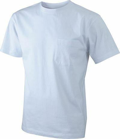 Mens Round-T Pocket (M)