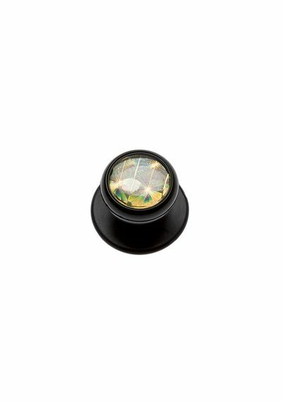 Buttons Black Gold (Pack)