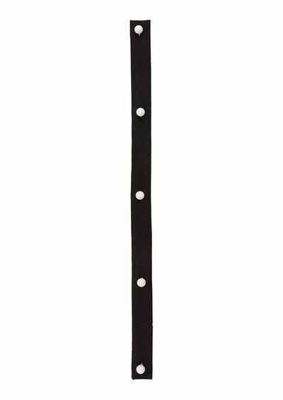 Button Strip 5 hole 13 cm spacing (Paar)