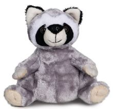 Plush raccoon Kuddel