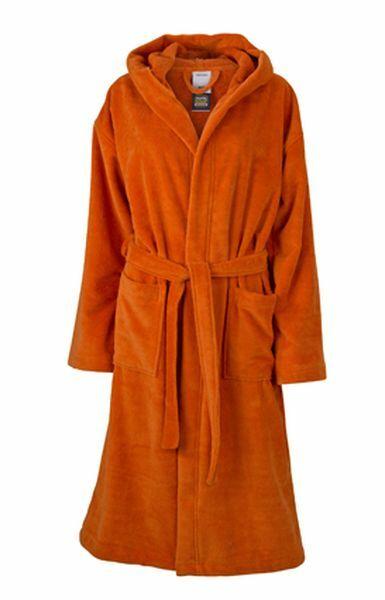Functional Bath Robe Hooded (XL)