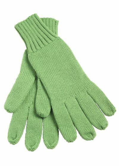 Strick-Handschuhe (L/XL)