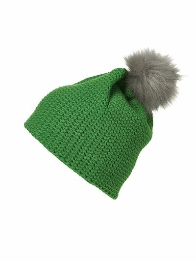 Fine Crocheted Beanie