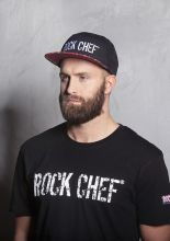 Flat Cap ROCK CHEF-Stage2 (Stck)