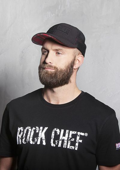 Baseball Cap ROCK CHEF-Stage2 (Stck)