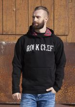 Hooded Sweatshirt ROCK CHEF -Stage2 (L)
