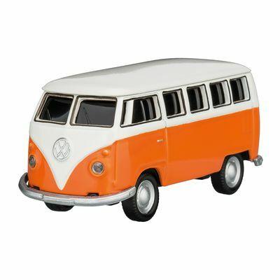 USB flash drive REEVES-VW Bus T1 1-72 ORANGE