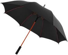 """Automatický bouřkový deštník 23"""" červený"""