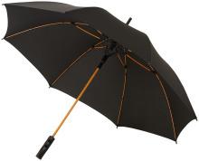"""Automatický bouřkový deštník 23"""" oranžový"""